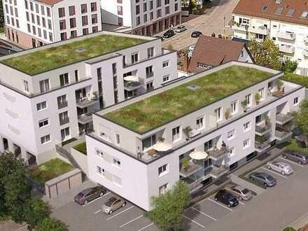 Attraktive Adresse: Büro-/Praxisfläche in Neubauvorhaben im Ortszentrum von Gundelfingen