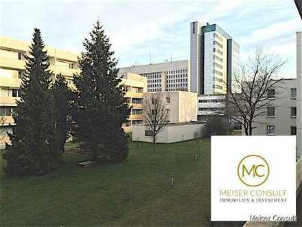 Saniertes Apartment Landsbergerstr., mit Balkon zum Garten - Seitengebäude in ruhiger Lage!