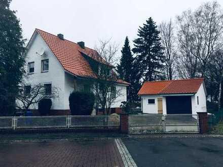 Modernisiertes Einfamilienhaus auf großem Grundstück / Nähe WOB