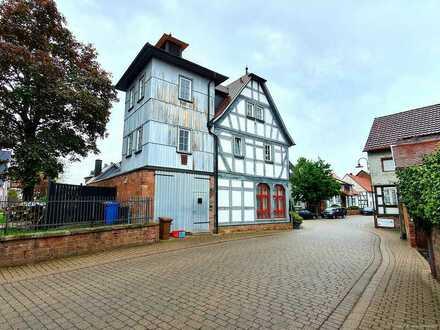 OSTHOF & RAINER IMMOBILIEN Schöne 3 Zimmer Wohnung im Ortskern von Altenhaßlau!