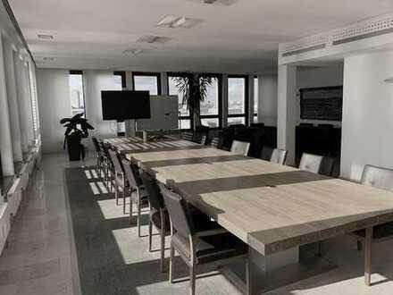 :::IGENUS - Penthouse-Büro nahe der Bavaria