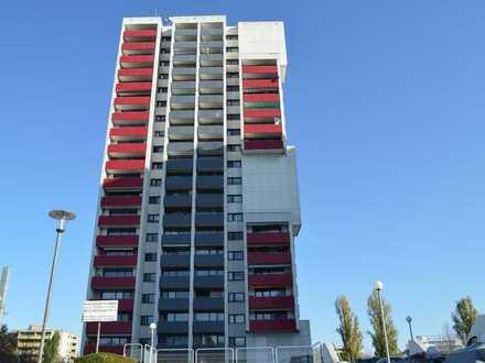 Gepflegte 3- Zimmer Wohnung mit Balkon und Einbauküche