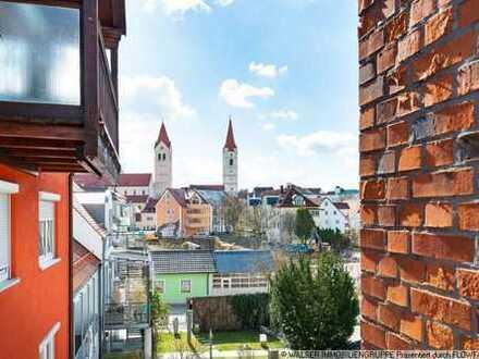 WALSER: Historisches Stadthaus zur Kapitalanlage in Moosburg mit Top-Renditepotential!