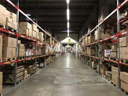 PROVISIONSFREI   4 Rampentore   7 m UKB   Moderne Lager-/Logistikflächen
