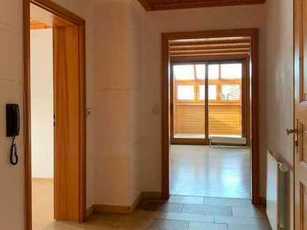 3-Zi-DG-Wohnung | Balkon | Garage | Dachloggia