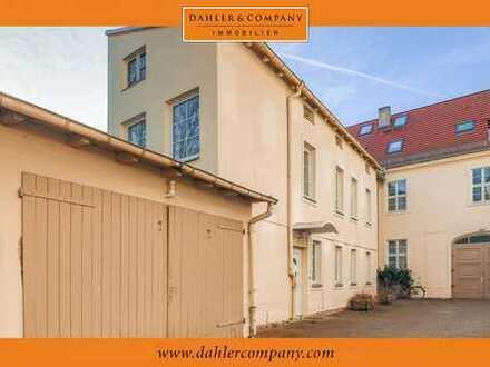 Sanierungsbedürftige Remise in der Potsdamer Innenstadtlage, nahe der Neustädter Havelbucht