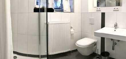 Mod. möbli. WG-Zimmer (4) mit TV, WLAN, Gem.-Küche/Du, (KM 330 € + 120 € NK pauschal)