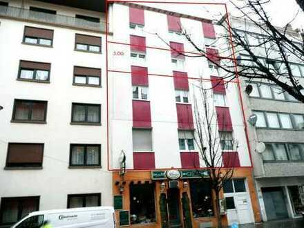 Moderne Etagenwohnung mit großem Balkon