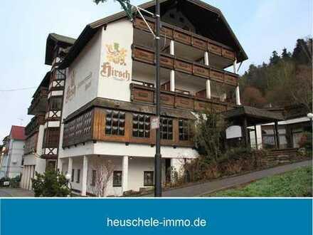 Attraktives Schwarzwaldhotel mit lukrativem Ausbaupotenzial. Vorprojektiert für betreutes Wohnen.