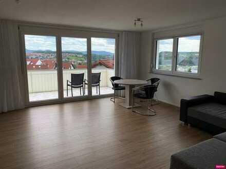 Aussichtslage: 3-Zimmer-Wohnung mit EBK - 1.OG