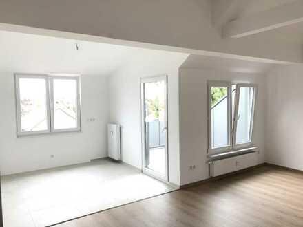 Neuwertige 3-Zimmer-Wohnung mit Dachterrasse