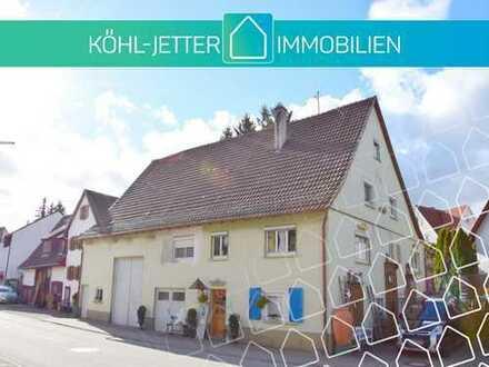 Renoviertes Einfamilienhaus mit großem Grundstück in Dormettingen!