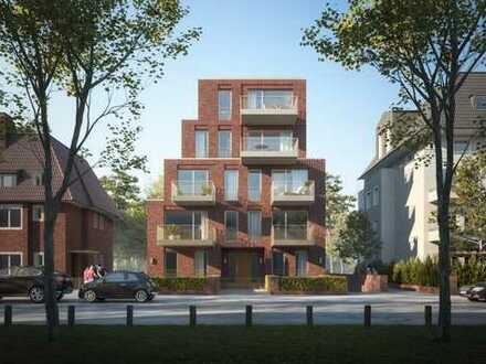 Schwachhausen – Stilvolle Architektur: modern und exklusiv wohnen - Erstbezug Neubau