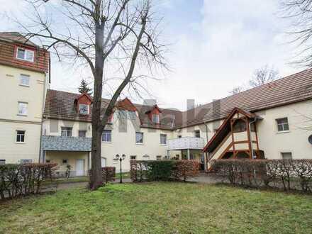 Wohnen am Stadtpark: Gepflegte 2-Zimmer-Wohnung als Kapitalanlage