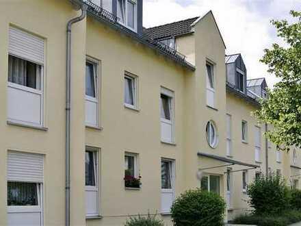 Wohnung im 1. Obergeschoss mit Balkon, als Kapitalanlage gut geeignet