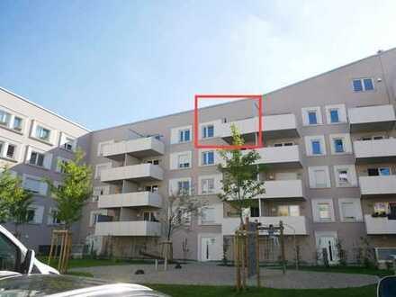 Landshuter Tor - barrierefreie 3 Zimmer Wohnung mit Balkon