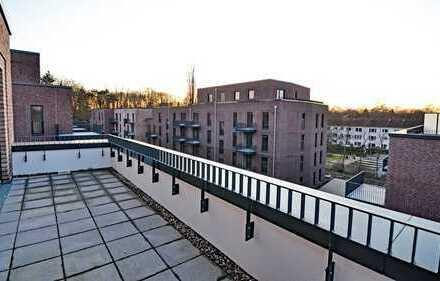 +++ RESERVIERT + Penthouse mit Dachterrasse + Alte Bäckerei Lokstedt +++