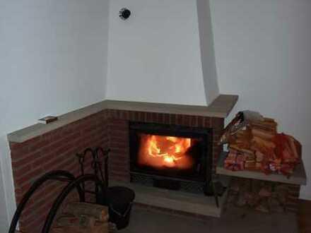 3-Zimmer-Erdgeschosswohnung altersgerecht mit Terrasse u. Garten