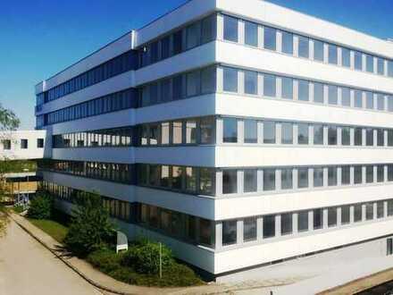 Bürogebäude nah AIRBUS, PANASONIC und Autobahn