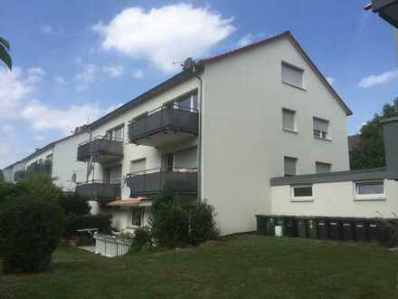 Helle 2- Zimmer Wohnung mit Balkon in Sindelfingen