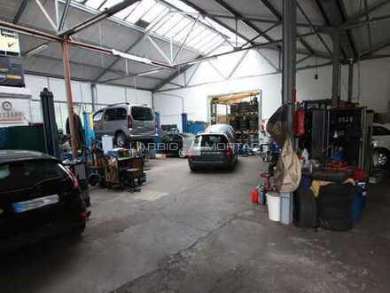 Werkstatt inklusive Büroflächen für 2 Jahre zu vermieten!