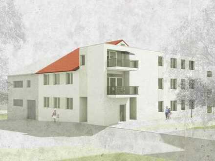 Neubau - 3 ZKB Wohnung mit Balkon im Ortsmittelpunkt von Hochspeyer