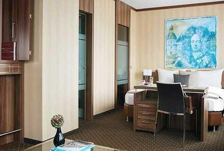Möbliertes Apartment in City Lage - Inklusivmiete inkl. WLAN Flatrate
