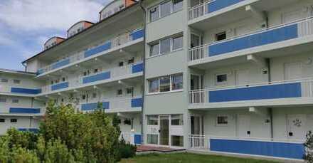 Modernisierte 2-Zimmer-Maisonette-Wohnung mit Balkon und EBK in Bernau