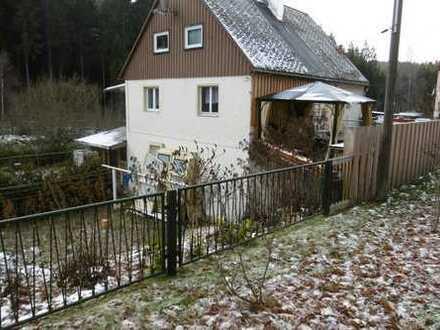 Einfamilienhaus für den Handwerker in Schönheide!
