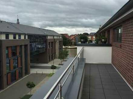 Helle DG-Wohnung in Seniorenresidenz an der Nesse in Leer (Ostfriesland)