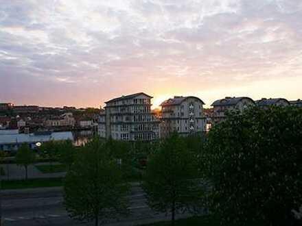 Wohnung mit schönem Hafenblick!