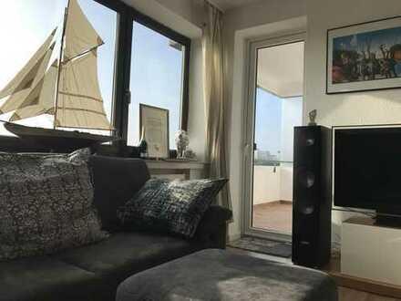 Mitbewohnerin gesucht | Vollmöbliertes Zimmer in wunderschöner Wohnung über den Dächern Hannovers