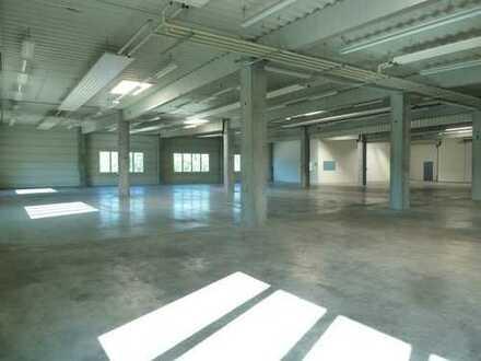 Nähe Sinsheim 4.150 m² Lager mit Büro und Sozialräumen, 10 Minuten zur A6