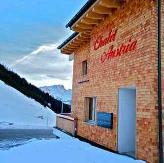 Urlaub und Winterfreude im Chalet Austria Faschina