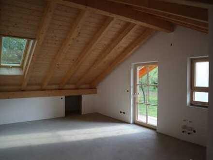 Neubau 2-Zimmer-Dachgeschosswohnung in Murnau ab 01.08.2019