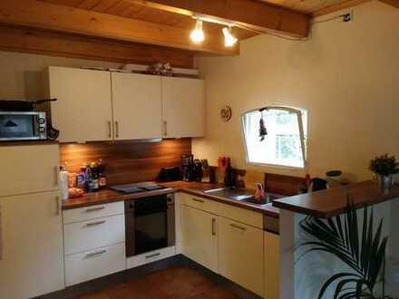 Maisonettewohnung in altem Stallgebäude, 590 € warm, 55 m²