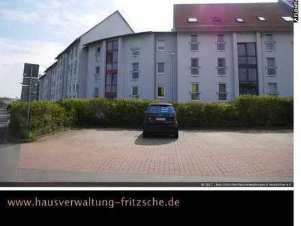 attraktive 2,5 Raum-Wohnung in Nordhausen mit Balkon