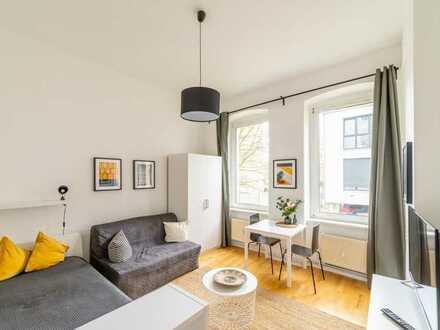 Tolle 1-Zimmer-Altbauwohnung zwischen Cecilienhof und Havel