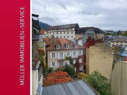 Wohnen über den Dächern von Baden-Baden
