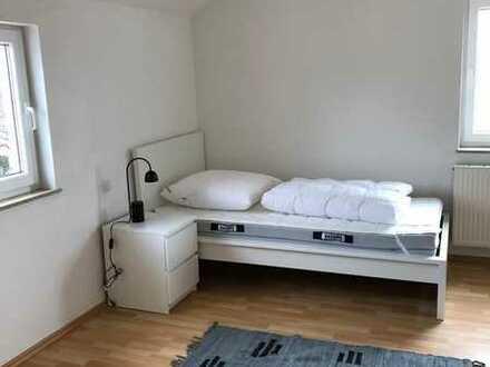 Neu möblierte, ruhige 1-Zimmer-Wohnung in Crailsheim-Zentrum