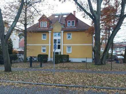 schöne 2-Zimmer-Wohnung mit Balkon in Schöneiche bei Berlin