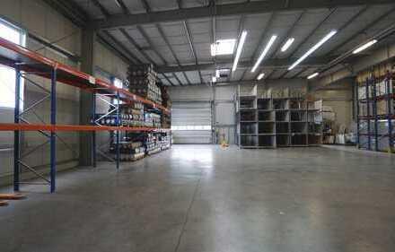 Gewerbehallen im Kreis Gütersloh Nähe A33/A2 zu vermieten (Teilbar)