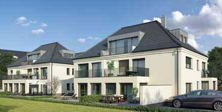 E & Co. - Neubau 3 Zimmer Gartenwohnung mit ca. 52qm Privatgartenanteil (SNR) und 2 Terrassen.