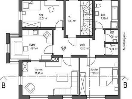 Schöne 3 Zimmer Wohnung in Vogtareuth OT Zaisering (Kreis Rosenheim)