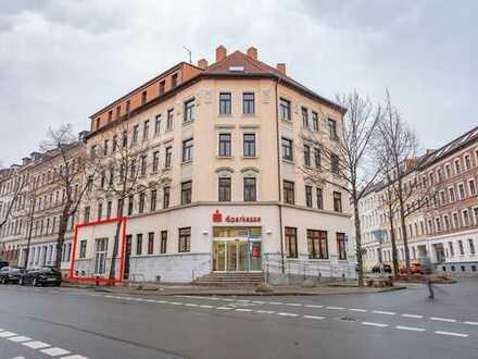 Attraktive Laden-/Büroeinheit im beliebten Gohlis - direkt vom Eigentümer