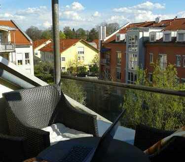 Schöne Dachterrassenwohnungen in Ebersberg