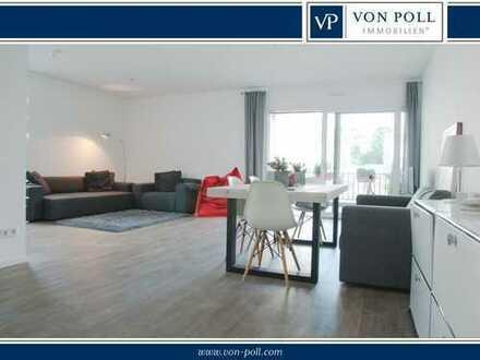 Exklusive Neubau-Wohnung mit Südbalkon (KFW-Effizienzhaus 70)
