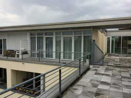 Demnächst: 2 ZKB/Dachterrasse in seniorengerechtem Haus in MS-Gievenbeck