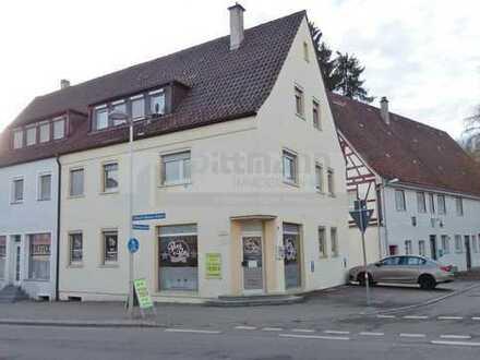 Lokal im Ortskern von Albstadt-Truchtelfingen