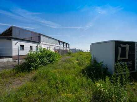 24 Stunden Gewerbegebiet- 1.800 m² Grundstück zum Verkauf
